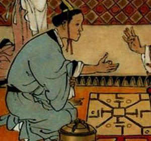 Gambling in Ancient China