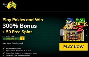 Fair Go Casino 50 Free Spins