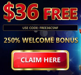 Winaday Casino $33 No Deposit Bonus