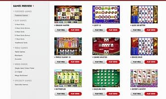 RedStag Casino Games Slots