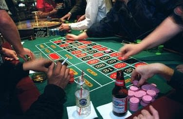 Cheating roulette