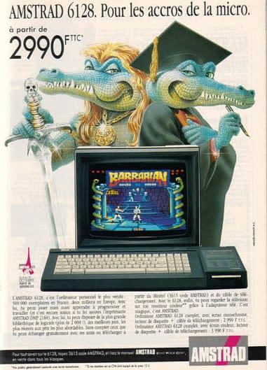 Amstrad 6128