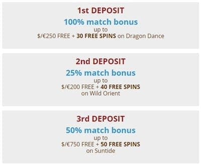 casino royal vegas bonus