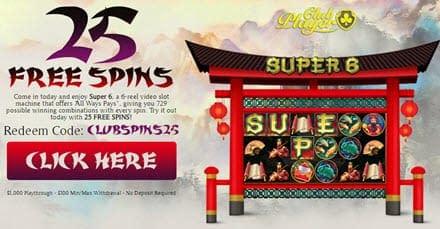 Super 6 Slots