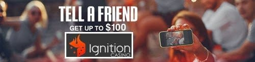 ignition tell a friends bonuses