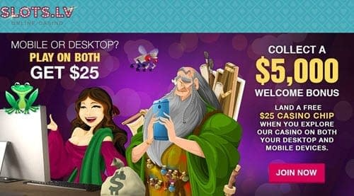 slot.lv bonus $25