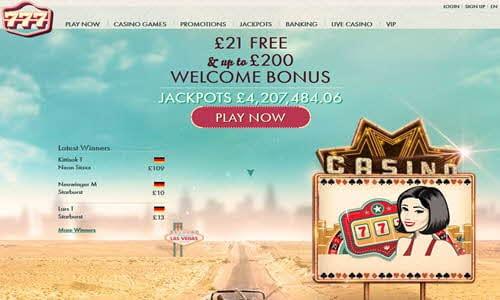 Casino 777 Promotional Code