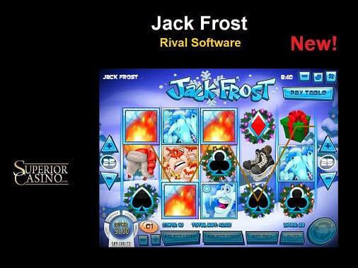 Jack Frost Slot