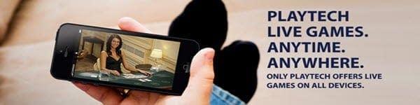 playtech mobile games