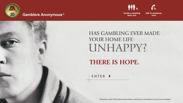 anonymous gambler
