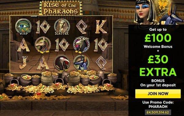 Slots Casino on line