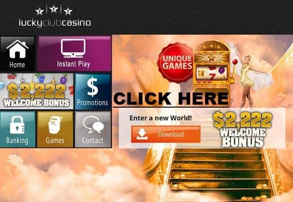 luckyclub casino on line