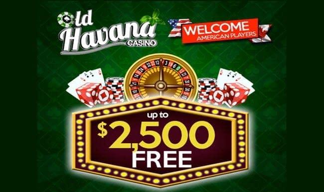 old havana no deposit bonus codes