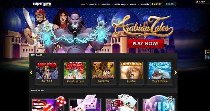 supernova casino review