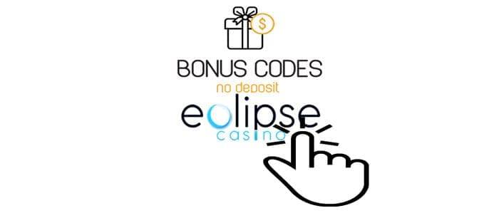 Eclipse Casino no deposit bonus codes