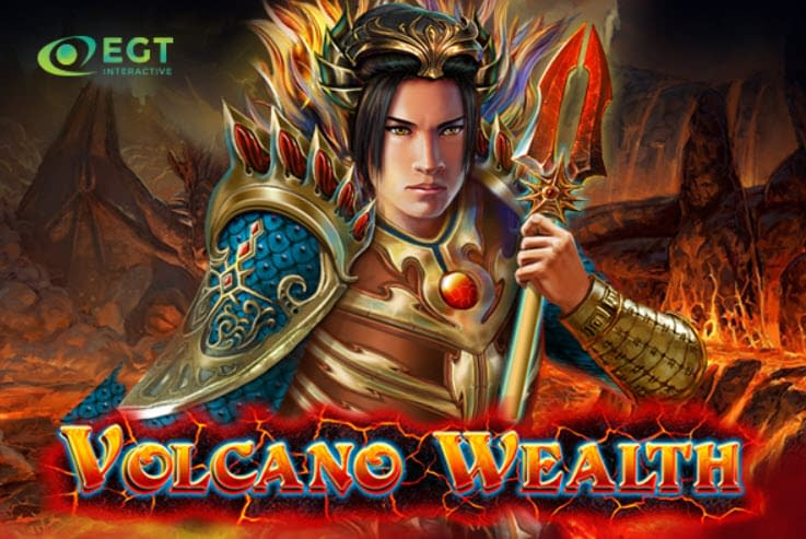 Volcano Wealth Slot