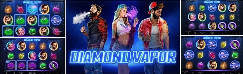 Diamon Vapor Slot