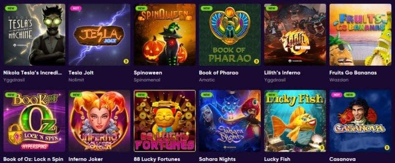 Bao casino slots