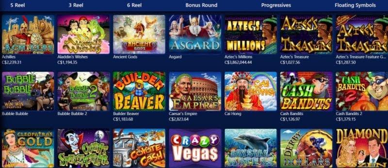 SlotsHall Casino Slots