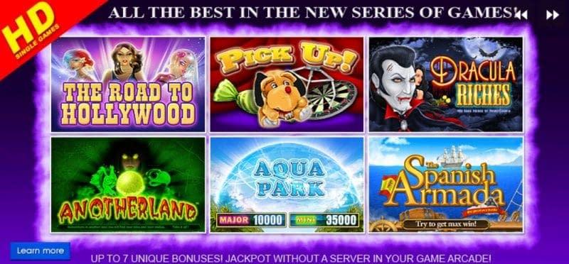 Belatra Games Slots