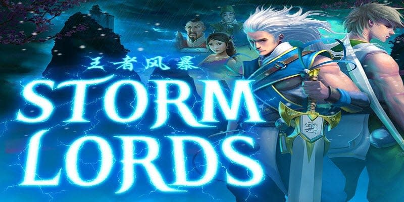 Storm Lords slot