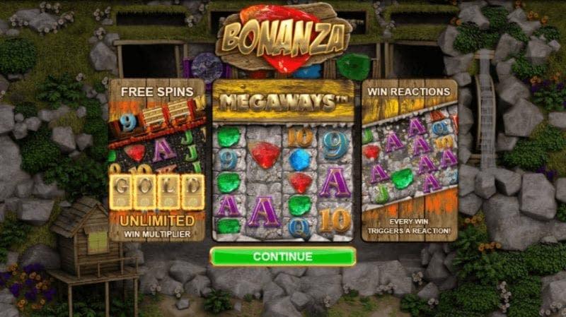bonanza slot