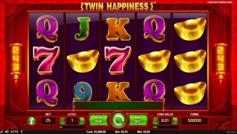 Twin happiness Slot