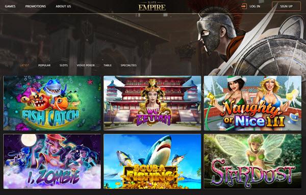 Empire Casino Coupons