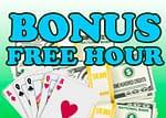 free hour bonus